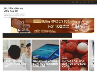 laptruyenhinhanvien24h.blogspot.com screenshot