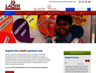 laqsh.com screenshot