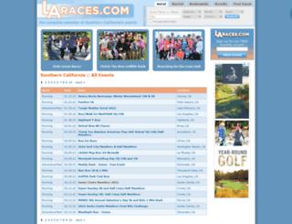 laraces.com screenshot