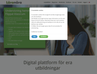 laranara.se screenshot
