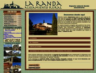 laranda.es screenshot