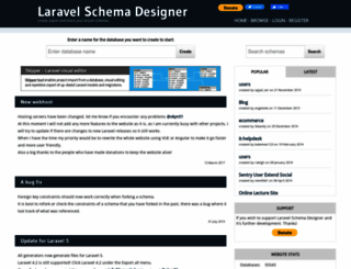 laravelsd.com screenshot