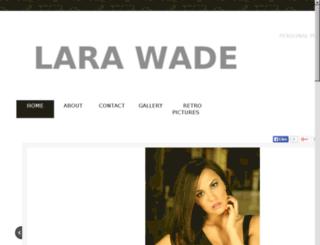 larawade.com screenshot