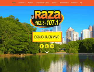 laraza1023.com screenshot