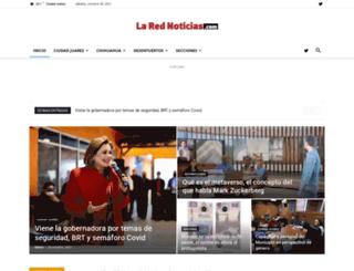 larednoticias.com screenshot