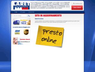 laretricambi.it screenshot