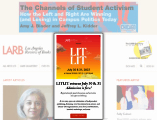 lareviewofbooks.org screenshot
