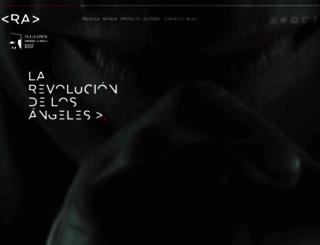 larevoluciondelosangeles.com screenshot