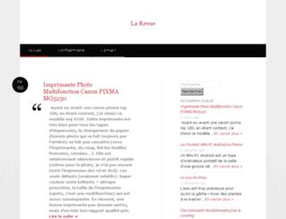 larevue.org screenshot