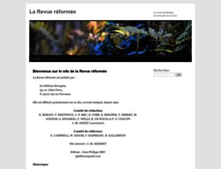 larevuereformee.net screenshot
