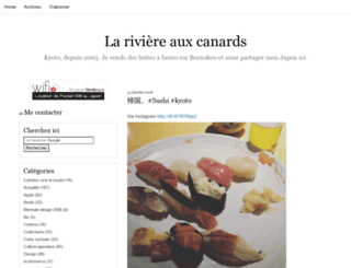lariviereauxcanards.typepad.com screenshot