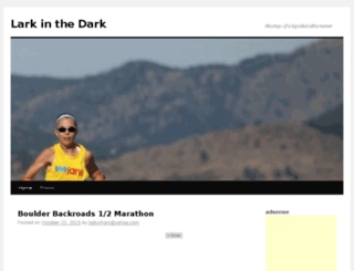 larkinthedark.net screenshot
