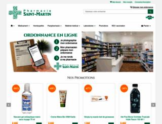 larmoireapharmacie.fr screenshot