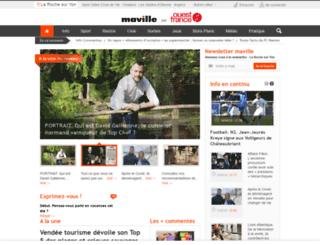 larochesuryon.maville.com screenshot