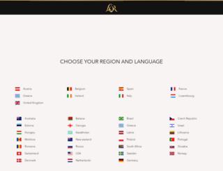 laromeespresso.com screenshot