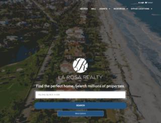 larosarealtycorp.com screenshot