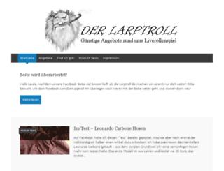 larptroll.de screenshot