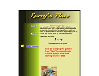larrylostsouls.com screenshot