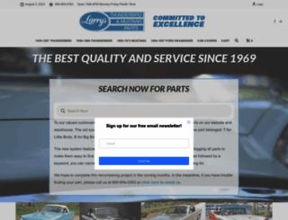 larrystbird.com screenshot