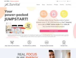 larryv.zealforlife.com screenshot
