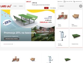 larslaj.pl screenshot