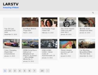 larstv.com screenshot