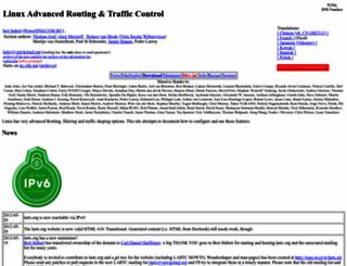 lartc.org screenshot