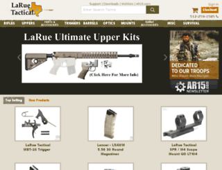 laruetactical.com screenshot