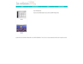 las-solanas.com screenshot