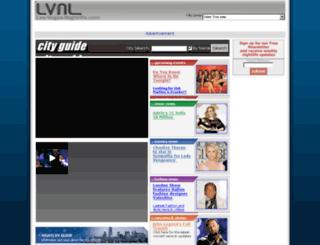 las-vegas-nightlife.com screenshot