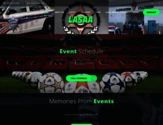 lasaa.org screenshot