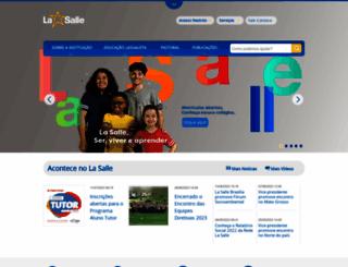 lasalle.edu.br screenshot