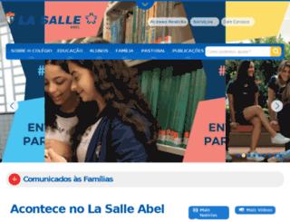 lasallerj.org screenshot