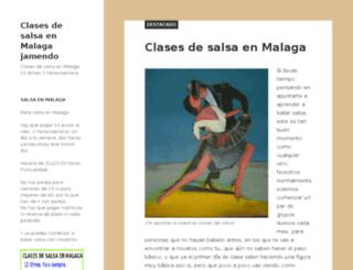 lasalsoteca.es screenshot