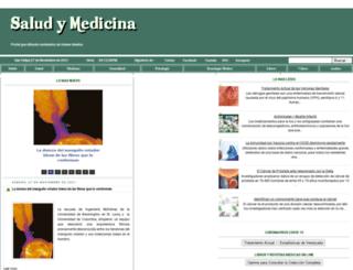 lasaludylamedicina.blogspot.com screenshot