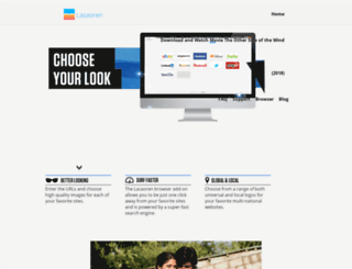 lasaorenweb.com screenshot