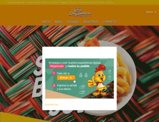 lascanastas.com screenshot