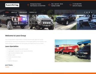 lascointl.com screenshot