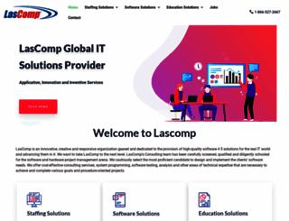 lascomp.com screenshot