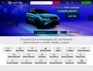 lascumbres.olx.com.pa screenshot