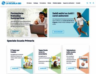 lascuola.it screenshot