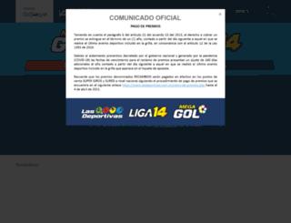 lasdeportivas.co screenshot