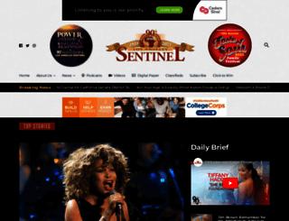 lasentinel.net screenshot