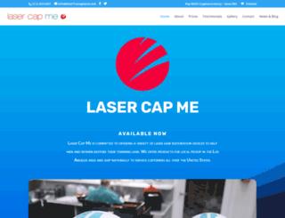lasercap.me screenshot