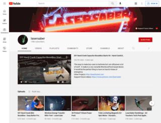 laserhacker.com screenshot