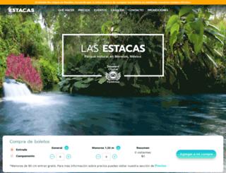 lasestacas.com screenshot