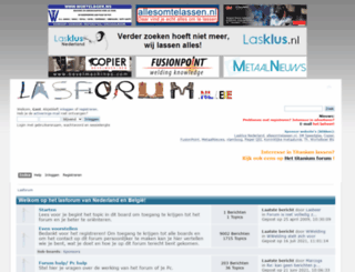lasforum.nl screenshot