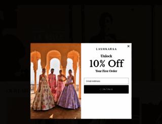 lashkaraa.com screenshot