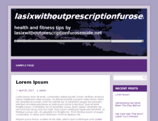 lasixwithoutprescriptionfurosemide.net screenshot