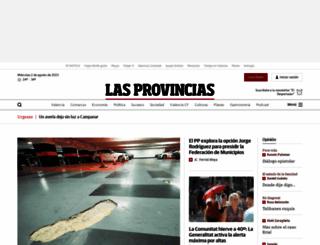 lasprovincias.es screenshot